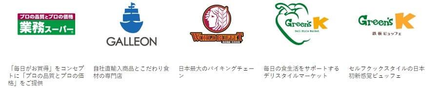 神戸物産 グループ