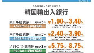 韓国輸出入銀行